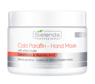 Bielenda Professional COLD PARAFFIN HAND MASK WITH SHEA BUTTER Zimna parafina - maska do dłoni z masłem Shea - BIELENDA PROFESSIONAL COLD PARAFFIN HAND MASK WITH SHEA BUTTER - hand-mask2-400x400.png