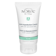Norel (Dr Wilsz) ACNE ANTI-IMPERFECTION CREAM WITH LHA AND SILVER IONS