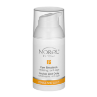 Norel (Dr Wilsz) PEARLS AND GOLD EYE EMULSION VITALIZING, ANTI-AGE Witalizująca, anti-age emulsja pod oczy (PZ075) - Norel (Dr Wilsz) PEARLS AND GOLD EYE EMULSION VITALIZING, ANTI-AGE - pz075_perly_emulsja_oczy_l.png